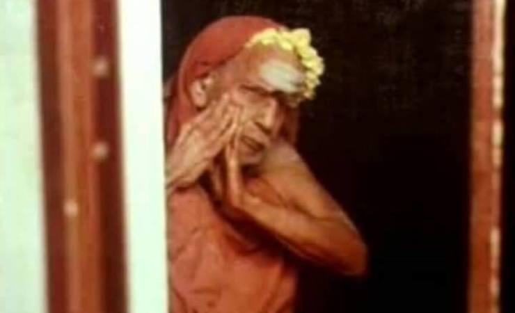 His Holiness Kanchi Paramacharya