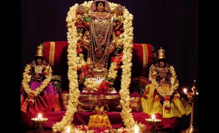 Sri Tirupati Balaji