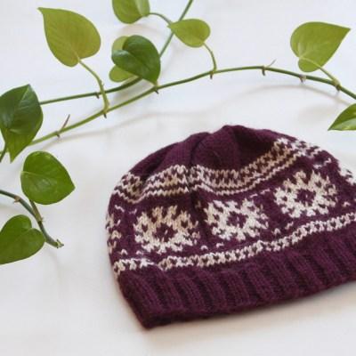Tuque de laine