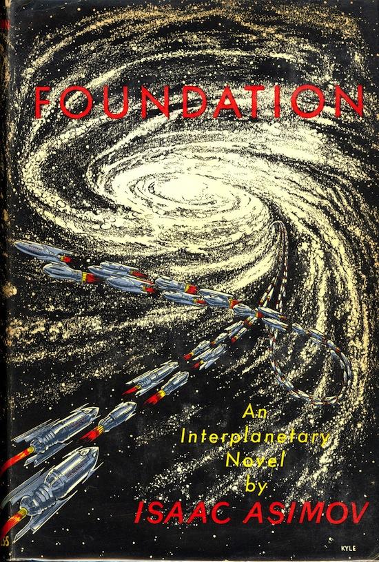 AsimovFoundationtrilogy