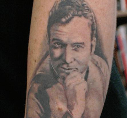 kirk tattoo
