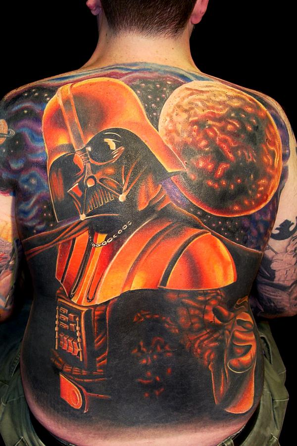 star wars tatoo