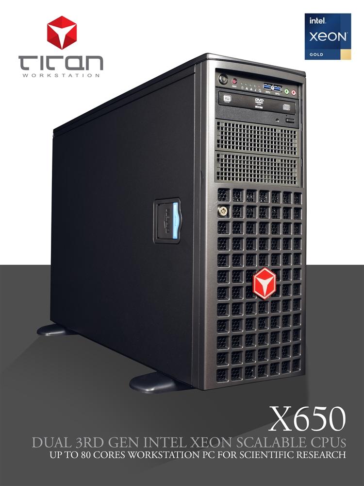 3d Server Wallpaper Titan X650 Quad Cpus Intel Xeon E7 4800 V4 And E7 8800