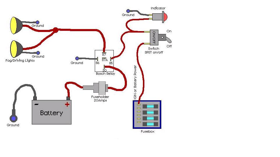 3 Wire Toggle Switch Diagram Wiring Diagram