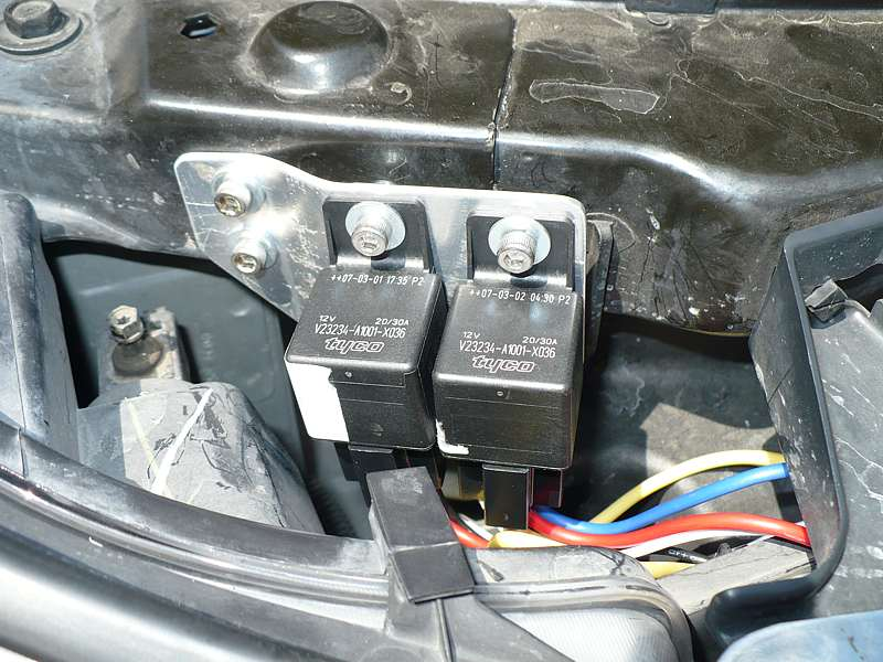 How To Wire 3-100W Off-Road Lights on Same Switch?? - Nissan Titan Forum
