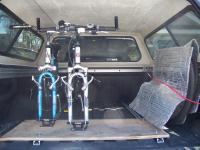 Truck Bed Bike Rack Diy