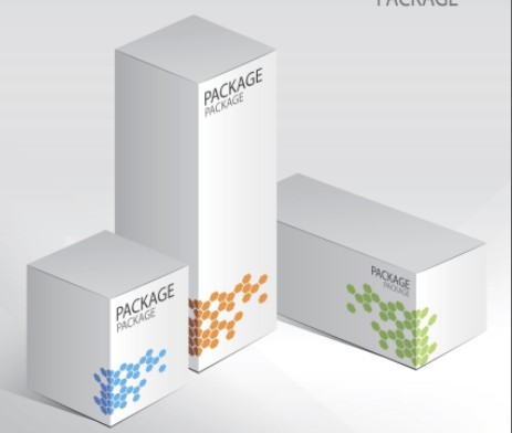 Free Set Of Vector Elegant Product Packaging Design Templates 03