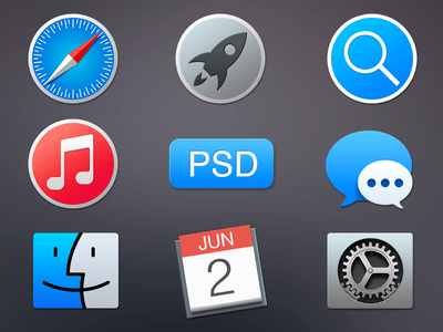 Calendar Application Mac Os X Mac Os X Hints A Community Built Collection Of Os X Hints Free Mac Os X Yosemite App Icons Psd Titanui