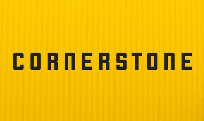 Cornerstone Font Free Download