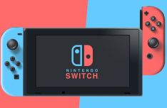 Nintendo Switch PSD Templates