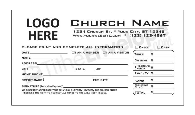 offering envelope printing, customized offering envelope - sample money envelope template