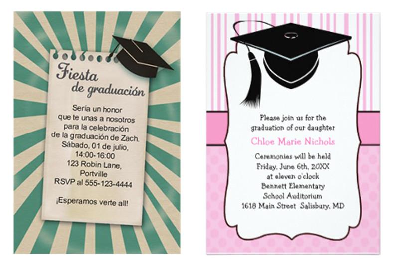 Se acerca tu graduación! Cupcakes, tarjetas y recuerdos a mitad de