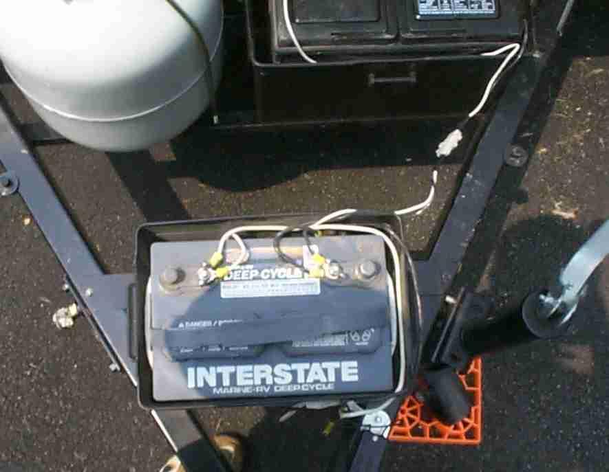 27 Amazing Camper Trailer Battery Wiring fakrub
