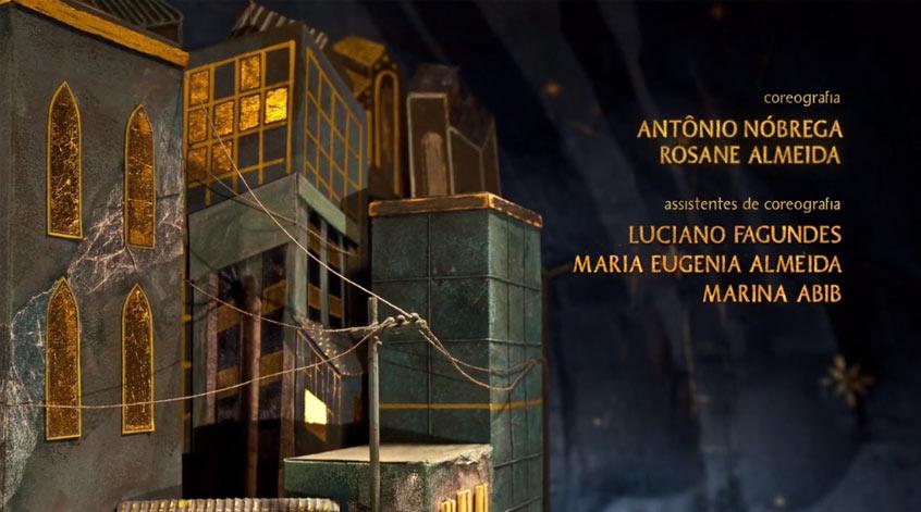 Brincante Title Sequence by Lobo