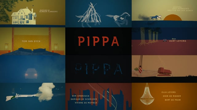 PIPPA \u2013 Animated title sequence Best of Title Sequences - animation title