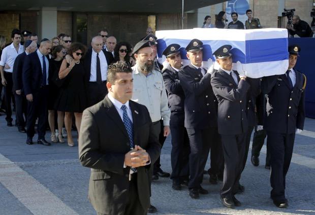 Quel che mi disse Shimon Peres