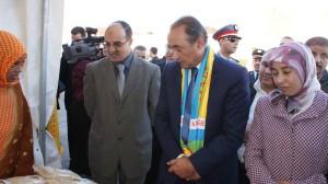 افتتاح مهرجا ن إمعشار