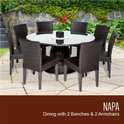 Small Crop Of Patio Dining Table