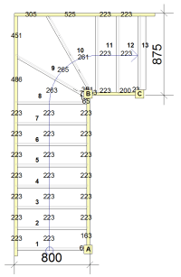 Standard Residential Ceiling Height. 4 3 Stairs And Ramps ...