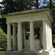 Mausoleum - Clyde Fitch