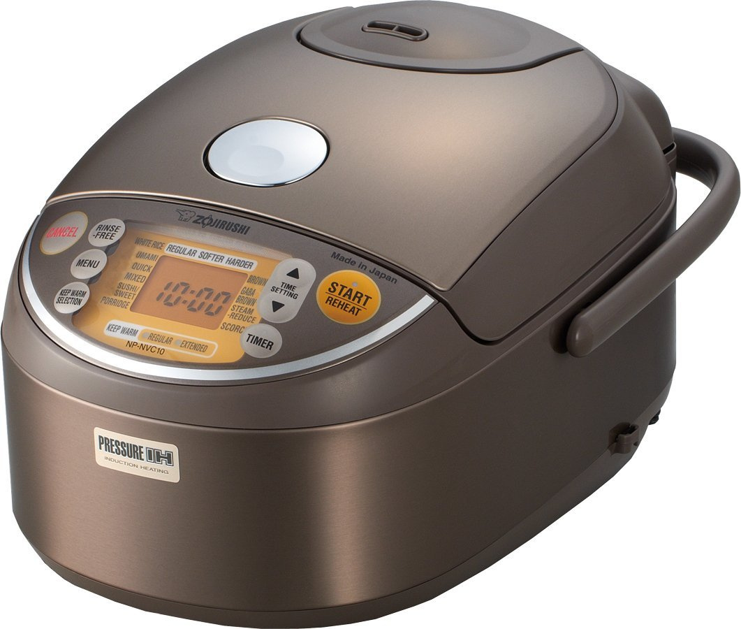 5 Best Zojirushi Rice Cooker With Induction Heating System