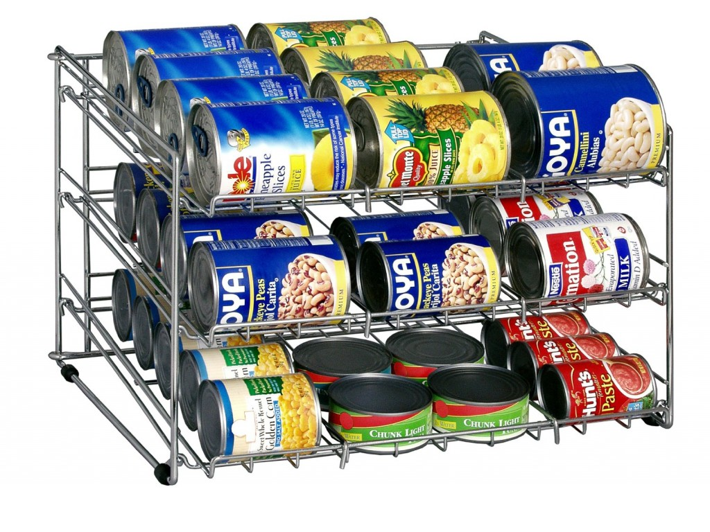 5 Best Can Rack Neatly Organize Your Kitchen Cabinets