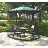 5 Best Umbrella Table Screen  Keep pests from bothering ...