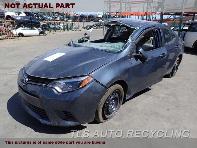 Used OEM Toyota Corolla Parts - TLS Auto Recycling