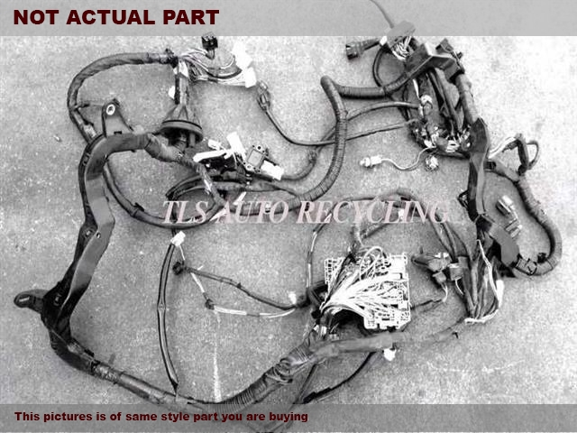 2011 Toyota Sienna engine wire harness - 82111-08720 - Used - A Grade
