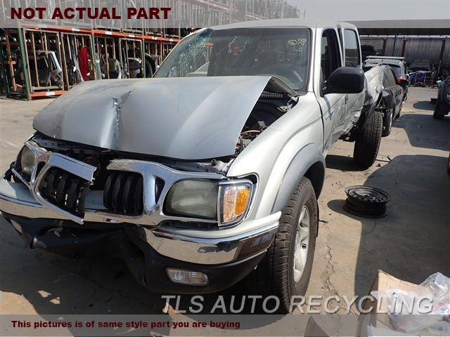 Used OEM Toyota Tacoma Parts - TLS Auto Recycling
