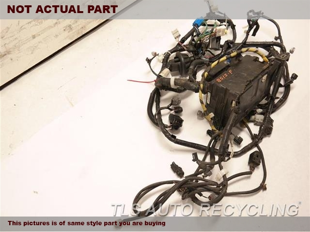 2012 Toyota Tacoma engine wire harness - 82111-041040 - Used - A Grade