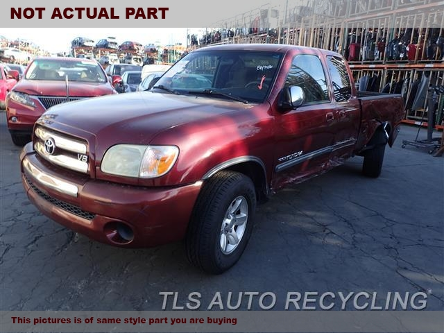 Used OEM Toyota Tundra Parts - TLS Auto Recycling
