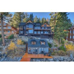 Relaxing Thisabsolutely Home Has Been On Market Since August North Lake Carnelian Bay Listed 2016 Andhas Tahoe Lakefront Real E Tahoe Luxury Properties