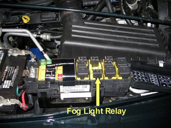 2004 Jeep Wrangler Headlight Fuse Box Wiring Schematic Diagram