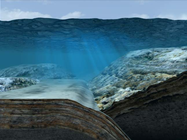 What Causes a Tsunami- How Tsunamis are Formed TMBA Inc - ocean waves animations