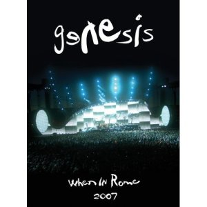 Genesis When In Rome Live 2007 (FULL DVD)