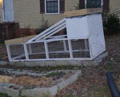 Living Roof Chicken Coop