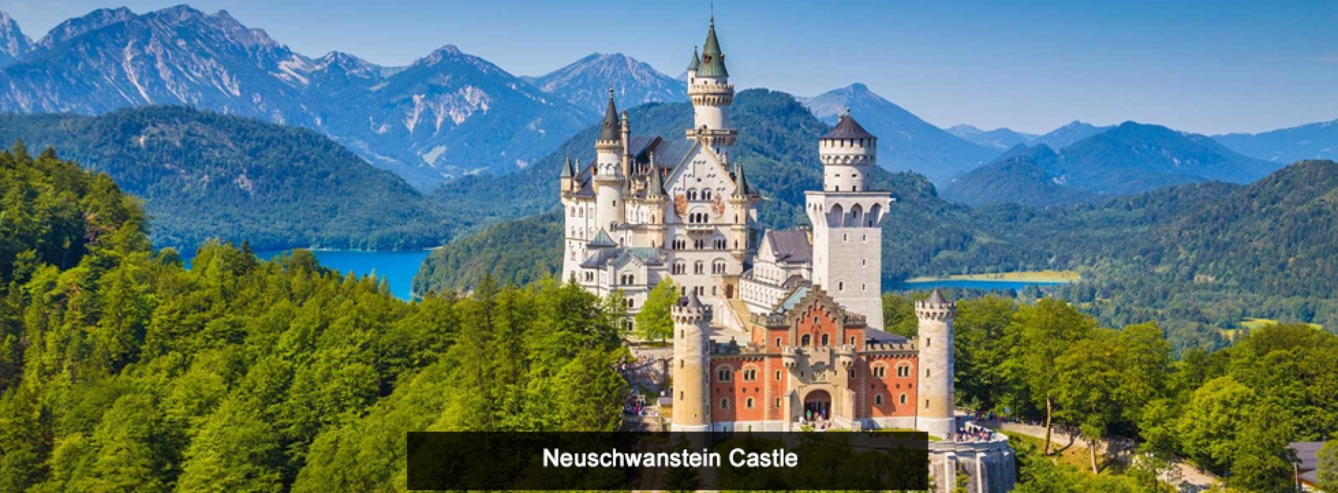 Tango Argentino At The Foot Of The Famous Neuschwanstein