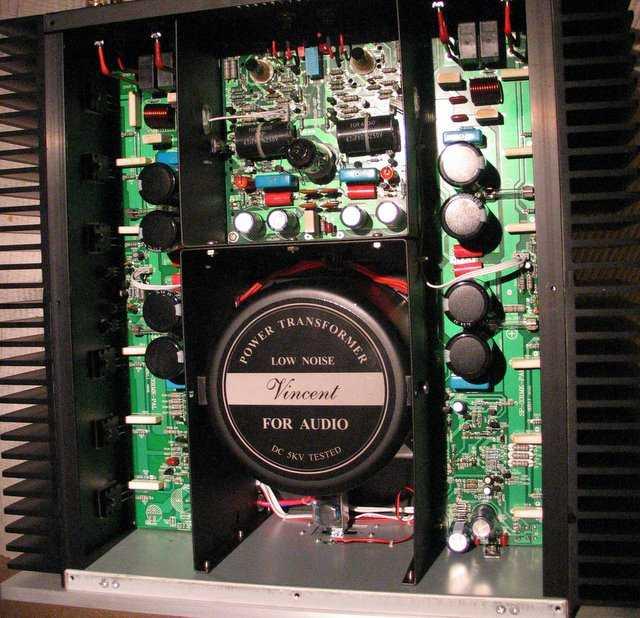 Sound Wiring Schematic Vincent Sp 331mk Power Amp Review English