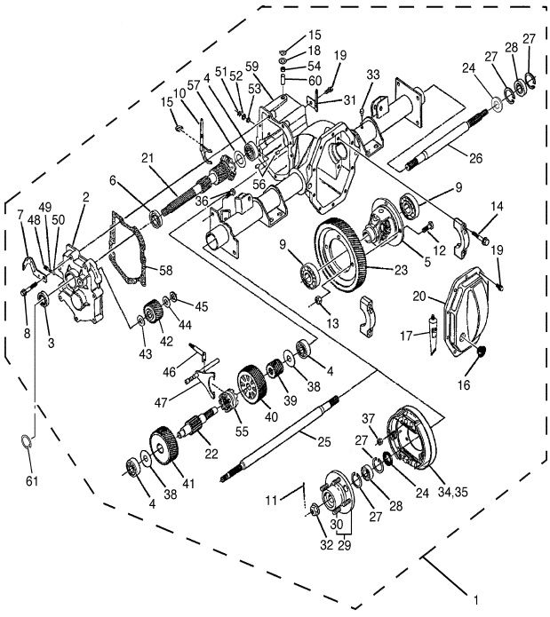 Gas Club Car Transmission Parts Diagram Wiring Schematic Diagram