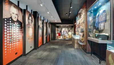 Johnny Cash Museum in Nashville, TN - Tennessee Vacation
