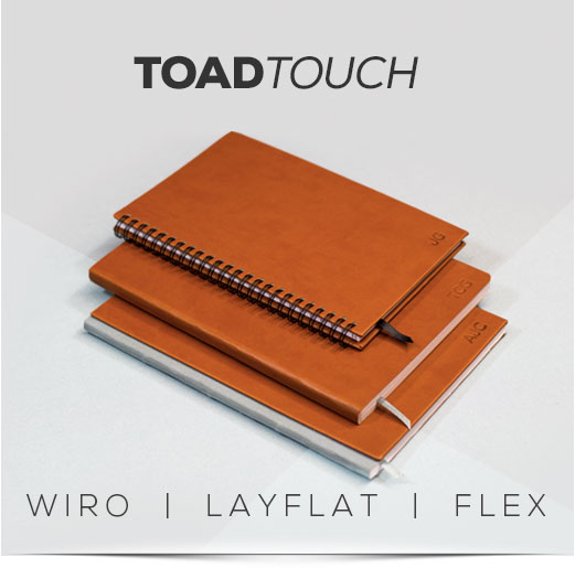 Design Your Own Diary or Planner in Seconds TOAD®