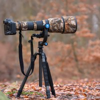 Sirui M-3204 Carbon Fiber tripod and Sirui PH-20 Carbon Fiber gimbal review