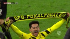 BVB im Pokalfinale