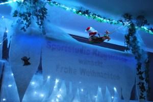 Sportstudio Krugstrasse Weihnachtslogo - #SsDdV2015