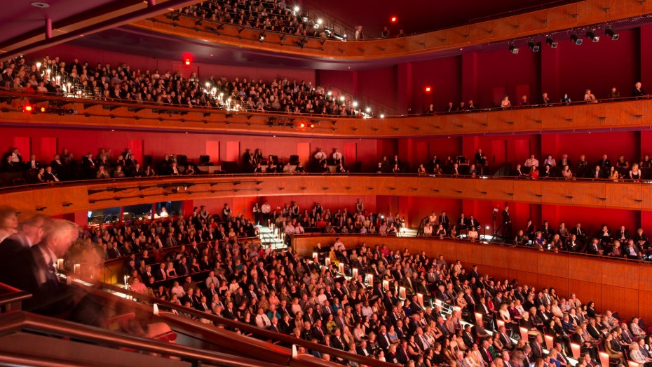 H E B Performance Hall Tobin Center For The Performing