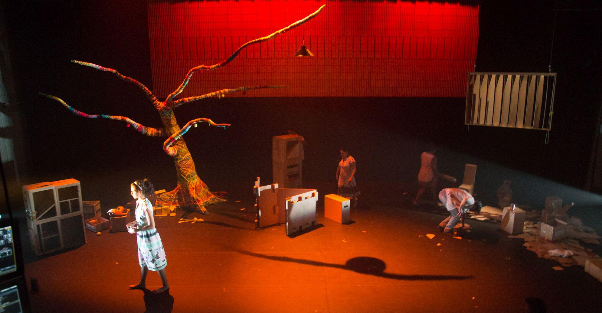 theatre cv