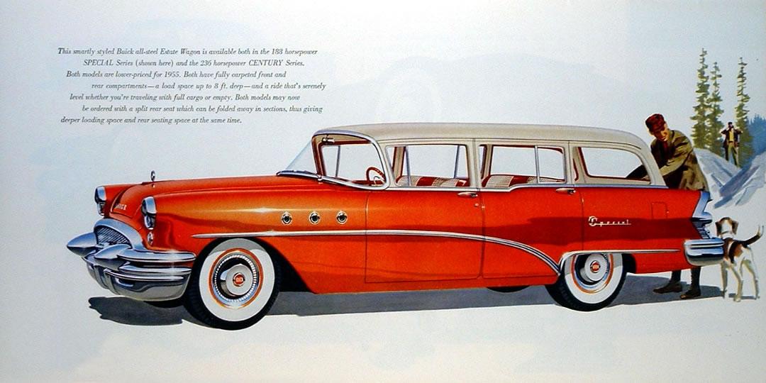 Car Brochures - 1955 Buick brochure / Page_18JPG