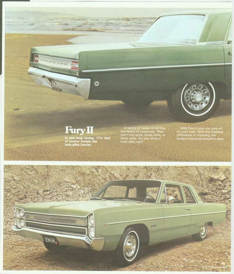 Car Brochures - 1968 Plymouth Fury / Fury68-20jpg