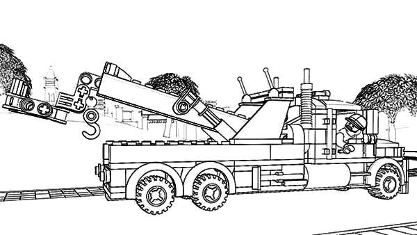 heavy duty truck Schaltplang
